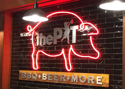 the Pit BBQ