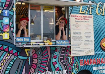 Our La Gringa food truck